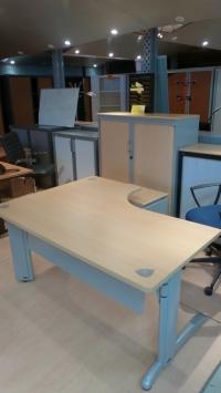 Bureau plan compact 160x120 Steel case  occasion