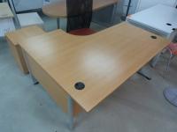 Bureau Plan compact DIS   DIM : 160 x 120 cm