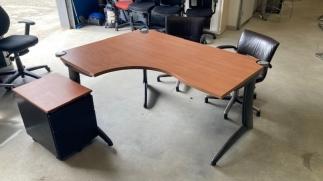 Bureau plan compact TNT  160 x 120 cm