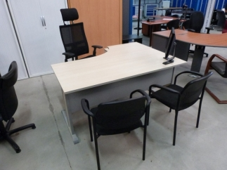 Bureau Plan compact Mobilinéa occasion