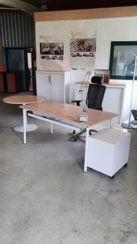 Bureau Plan Droit   160 x 80 cm