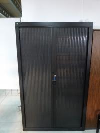 ARMOIRE Haute Noire  DIM : 120 cm