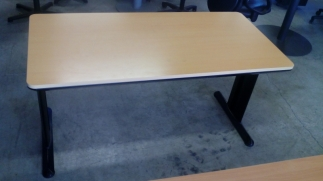 Table pied rabalable Steelcase occasion