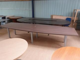 Grande table de réunion Tonneaux occasion