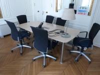 Table de réunion  Forme Tonneau
