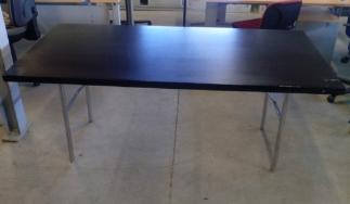 TABLE Rectangulaire Noir PETIT PRIX occasion