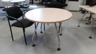 Table ronde VITRA  diam 100