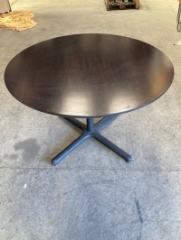 Table ronde Wengué
