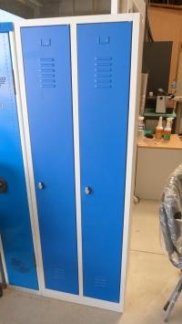 BLOC Vestiaires 2 portes