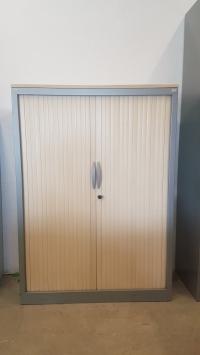 Armoire Mi-Haute MAJENCIA Larg 100 cm
