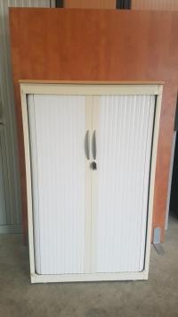 Armoire Mi Haute  STEELCASE  Larg 80 cm