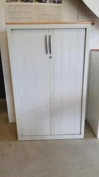 Armoire Mi haute  larg 80 cm  Steel case