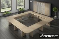 Tables de réunions J.Gorbe
